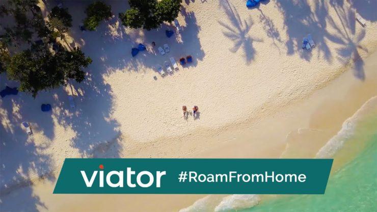オンライン観光ツアー予約サービス「Viator」が、オンラインでの体験を取り扱う「#RoamFromHome」を4月から開始